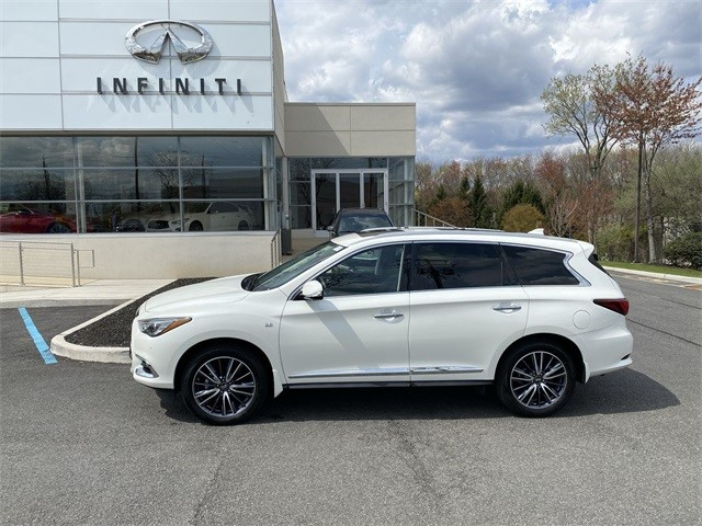 2019 Infiniti QX60: New Package, Design, Specs >> New 2019 Infiniti Qx60 Luxe Awd