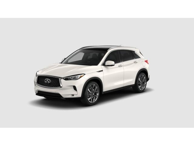 New 2019 INFINITI QX50 ESSENTIAL AWD