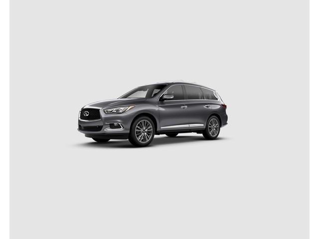 New 2019 INFINITI QX60 LUXE AWD
