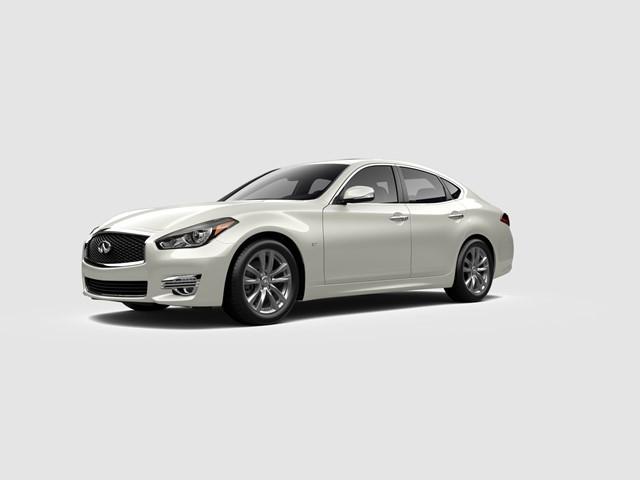 New 2019 INFINITI Q70 3.7 LUXE AWD