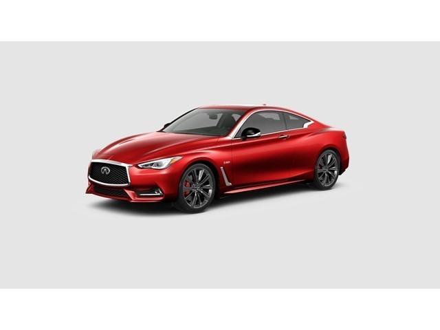 New 2019 INFINITI Q60 3.0t RED SPORT AWD
