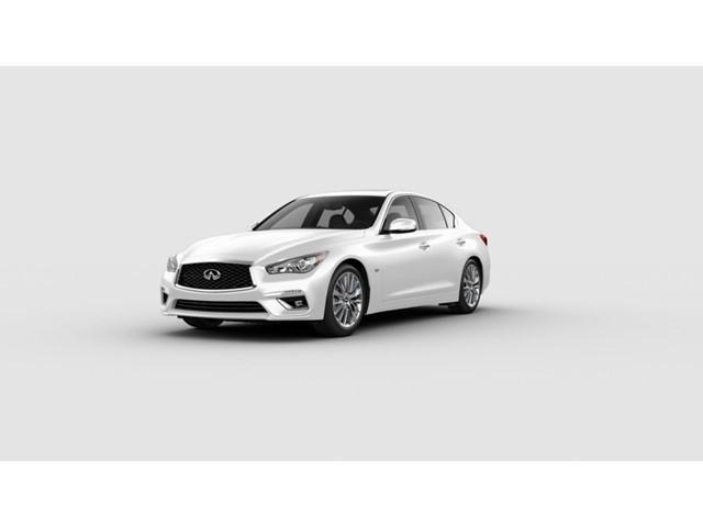New 2019 INFINITI Q50 3.0t LUXE AWD