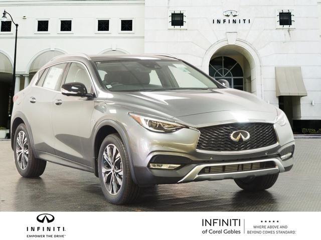 New 2019 INFINITI QX30 ESSENTIAL AWD