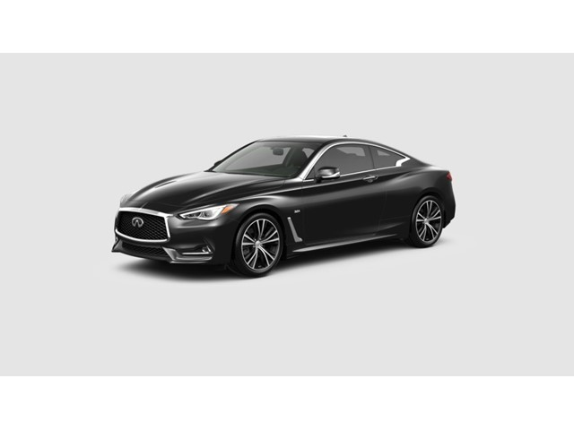 New 2019 INFINITI Q60 3.0t LUXE AWD