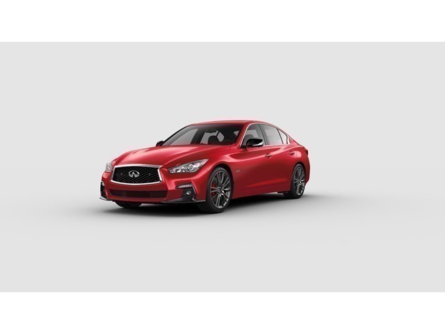 New 2019 INFINITI Q50 RED SPORT 400 AWD