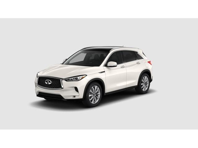 New 2019 INFINITI QX50 LUXE AWD