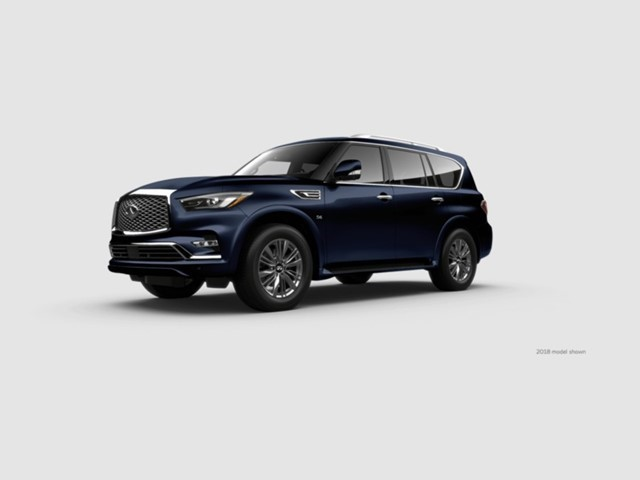 2019 INFINITI QX80 LUXE 2WD