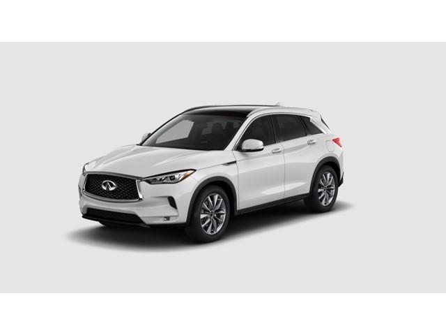 New 2020 INFINITI QX50 2.0T LUXE AWD