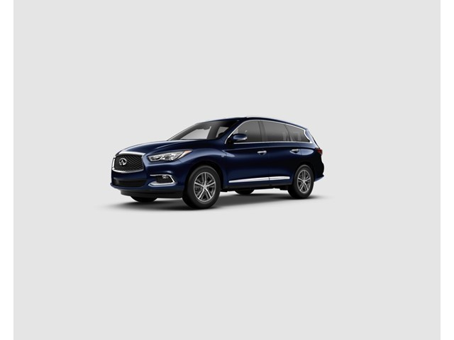 2020 INFINITI QX60 LUXE AWD