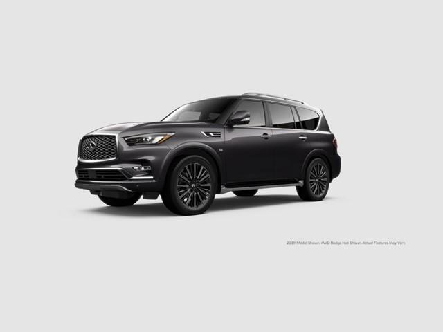 New 2020 INFINITI QX80 LIMITED 4WD