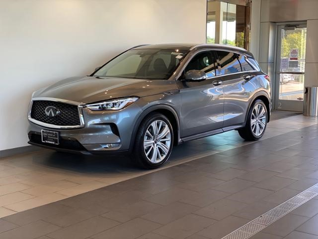 New 2020 INFINITI QX50 2.0T SENSORY AWD