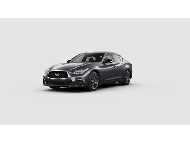 New 2020 INFINITI Q50 Red Sport 400