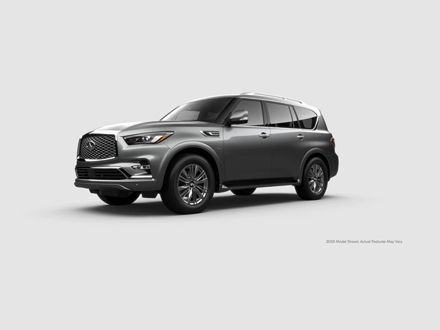 New 2020 INFINITI QX80 LUXE