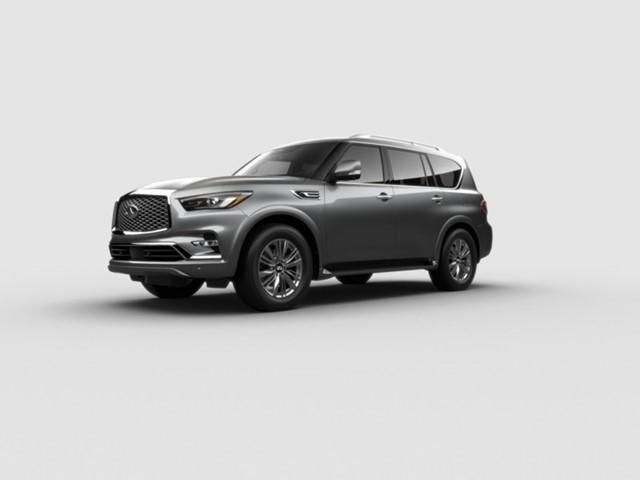 New 2021 INFINITI QX80 LUXE 4WD