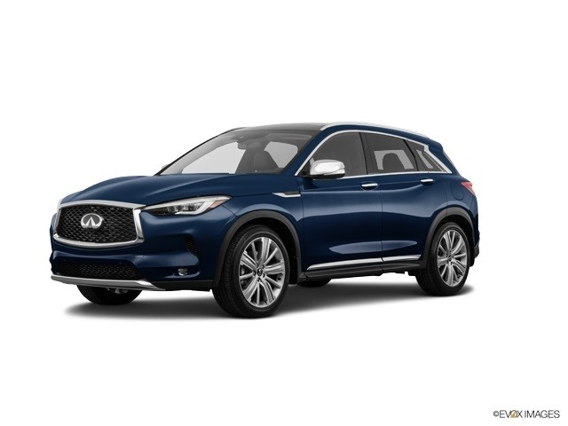 New 2021 INFINITI QX50 ESSENTIAL