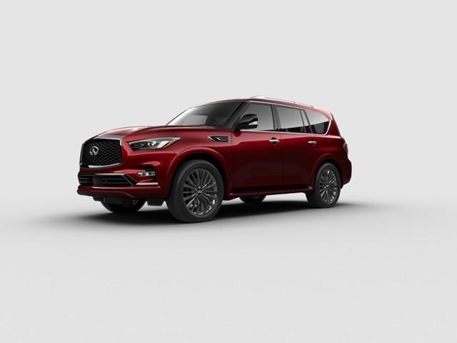 New 2021 INFINITI QX80 Premium Select